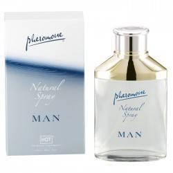 PERFUME CON FEROMONAS NATURAL SPRAY MAN 50ML