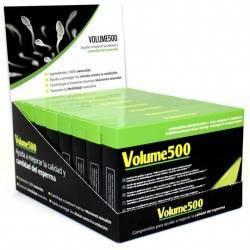 VOLUME500 PILLS AUMENTO SEMEN 7 + 1 GRATIS